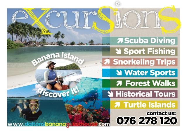 Info for Banana Island Sierra Leone